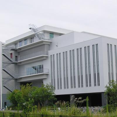 徳島赤十字病院施工2