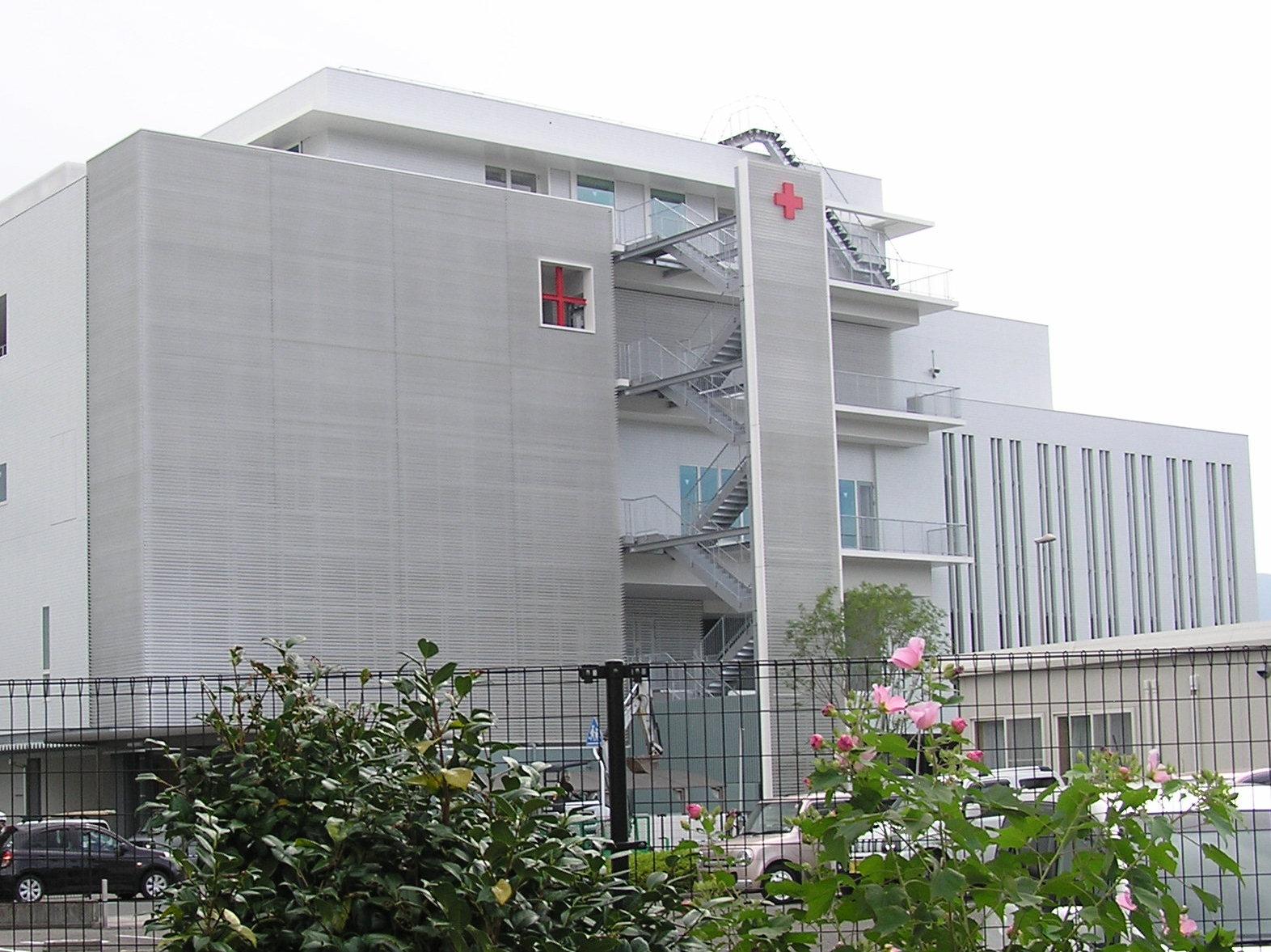 徳島赤十字病院施工4