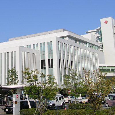 徳島赤十字病院施工3