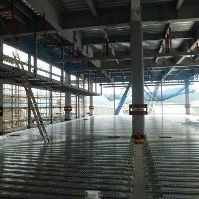 高文加工場施工3