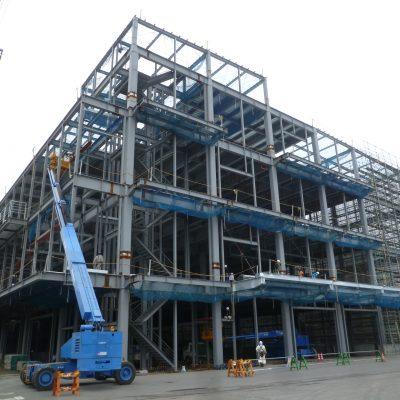 高文加工場施工9