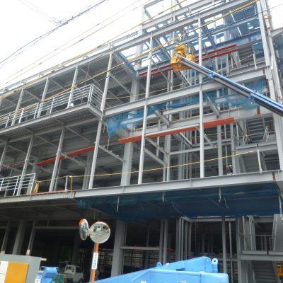 高文加工場施工8